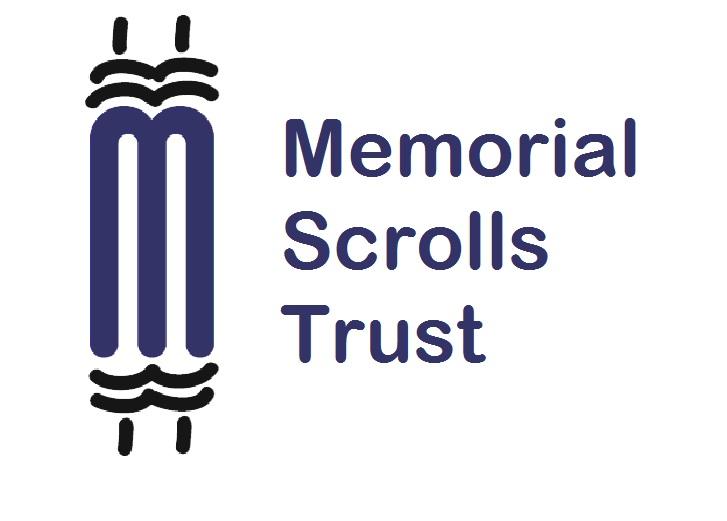 Memorial Scrolls Trust Logo